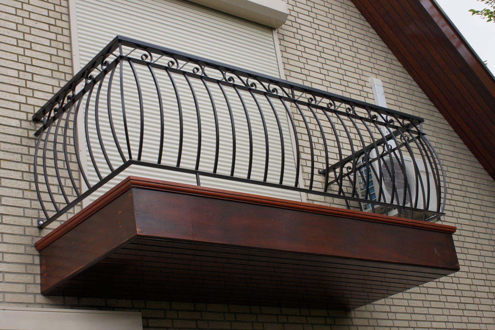 balkonhekwerk klassiek