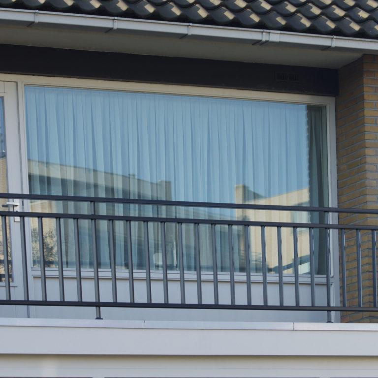 Balkon spijlenhekwerk