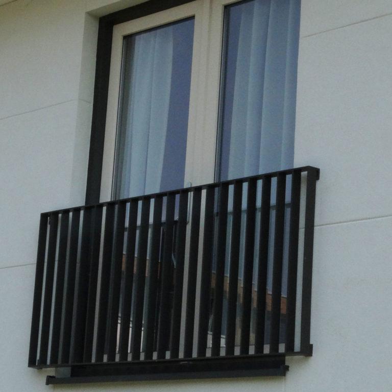 Frans balkonhekwerk modern