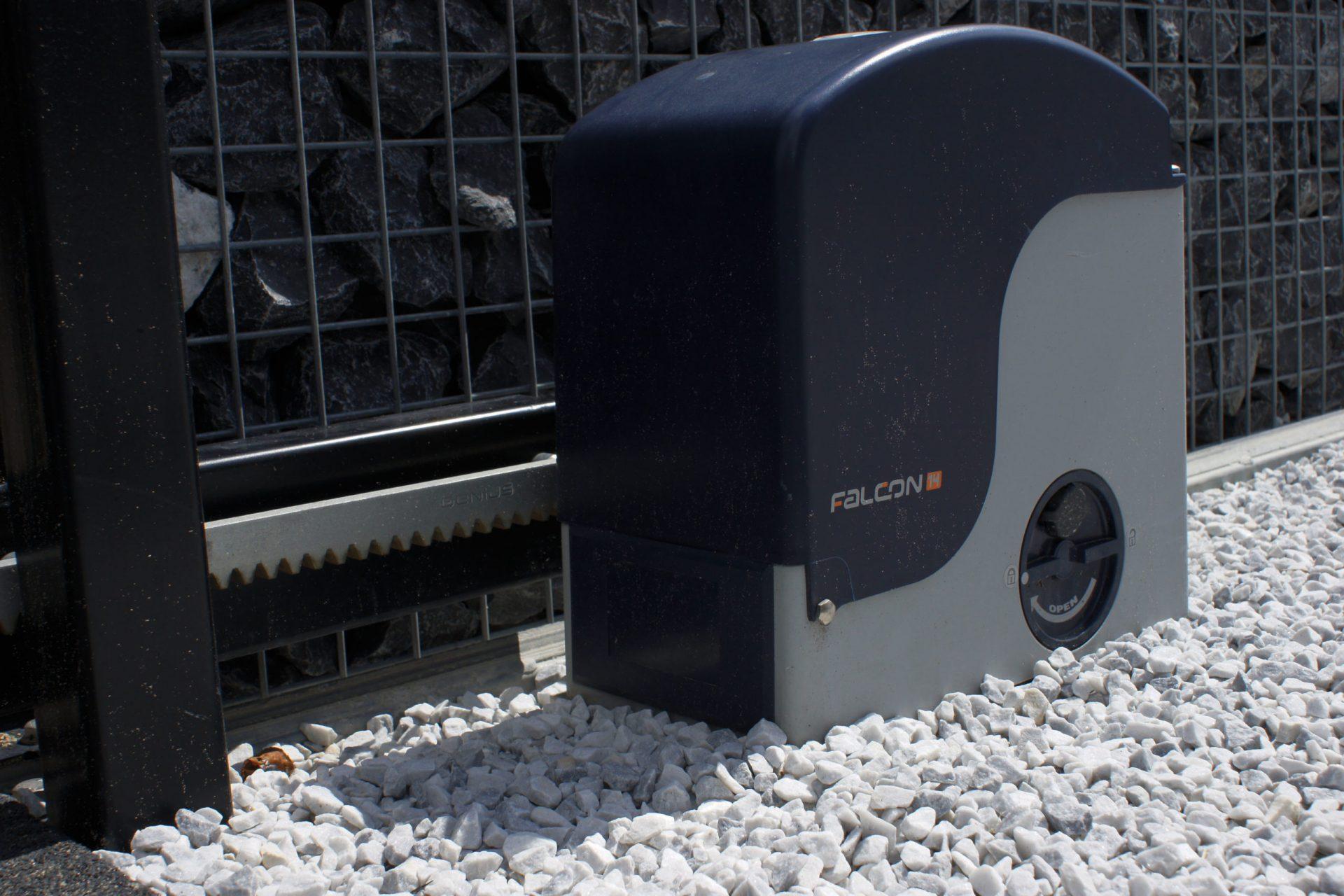 automatisering schuifpoortmotor